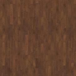 Eiche Rustic, 3 sávos barna lakozott szalagparketta